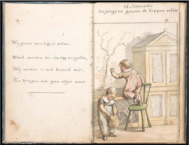 Dagboek Jacob de Vos