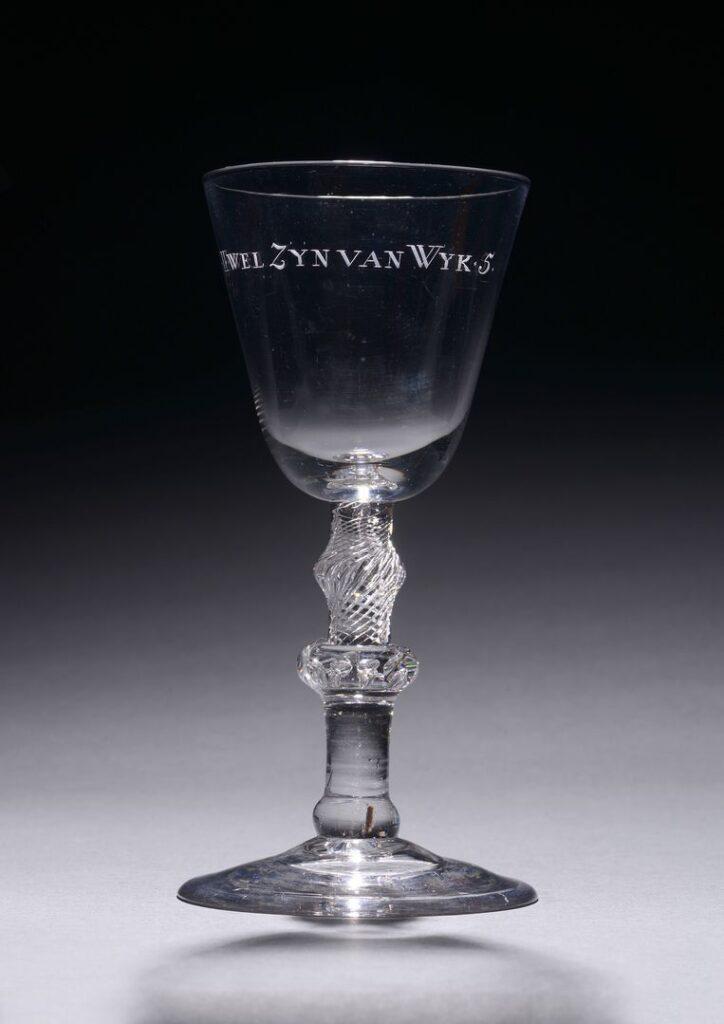 Schuttersglas Wijk 5, 1740-1785