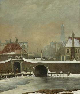 Het Raampoortje in Amsterdam